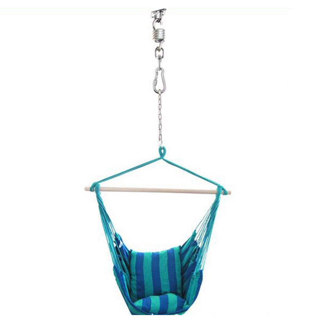 swing seat kit armchair tray swivel hook for hammock chair stainless steel hanging accessories indoor outdoor in hammocks from furniture on