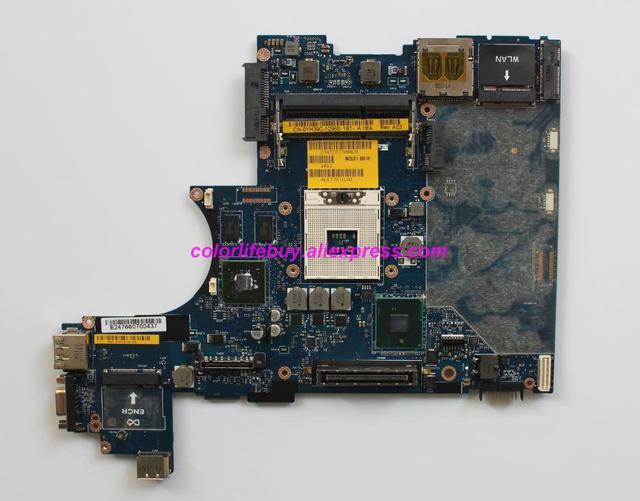 Chính hãng YH39C 0YH39C CN 0YH39C LA 5472P w N10M NS S B1 GPU Máy Tính Xách Tay Bo Mạch Chủ cho Dell Latitude E6410 Máy Tính Xách Tay PC