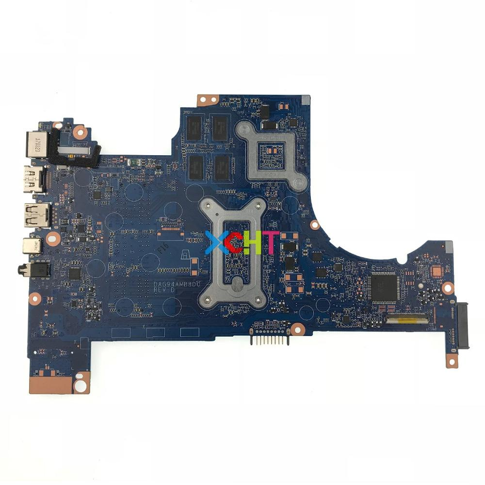 motherboard graphics 926289-601 926289-001 DAG94AMB8D0 w 530/4GB Graphics w A12-9720P CPU for HP Pavilion Laptop 15-cd Series Motherboard Mainboard (2)