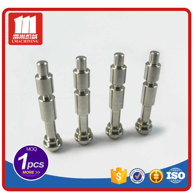 Professional shaft Parts Turning Machining, Alumium, Steel, Stainless Steel, Plastic Shafts