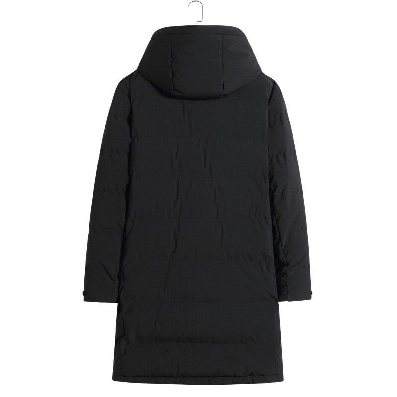 Détachable Black Vêtements Chaud La Cap 10xl Garder Coton Hiver Agrandir Manteau Au Homme Veste 8xl Engrais Blue 9xl navy Mode Lâche rembourré Plus Taille 4z1Hq