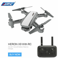 Original JJRC X9 5G 1080P WiFi FPV RC Drone GPS Brushless Gimbal Flow Positioning Altitude Hold RC Quadcopter Remote Control