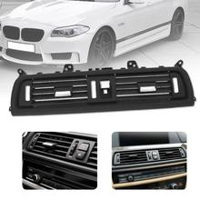 Car Center A/C Air Outlet Vent Panel Grille Cover for BMW 5 Series F10 F18 523 525 535 Car Auto Replacement Parts