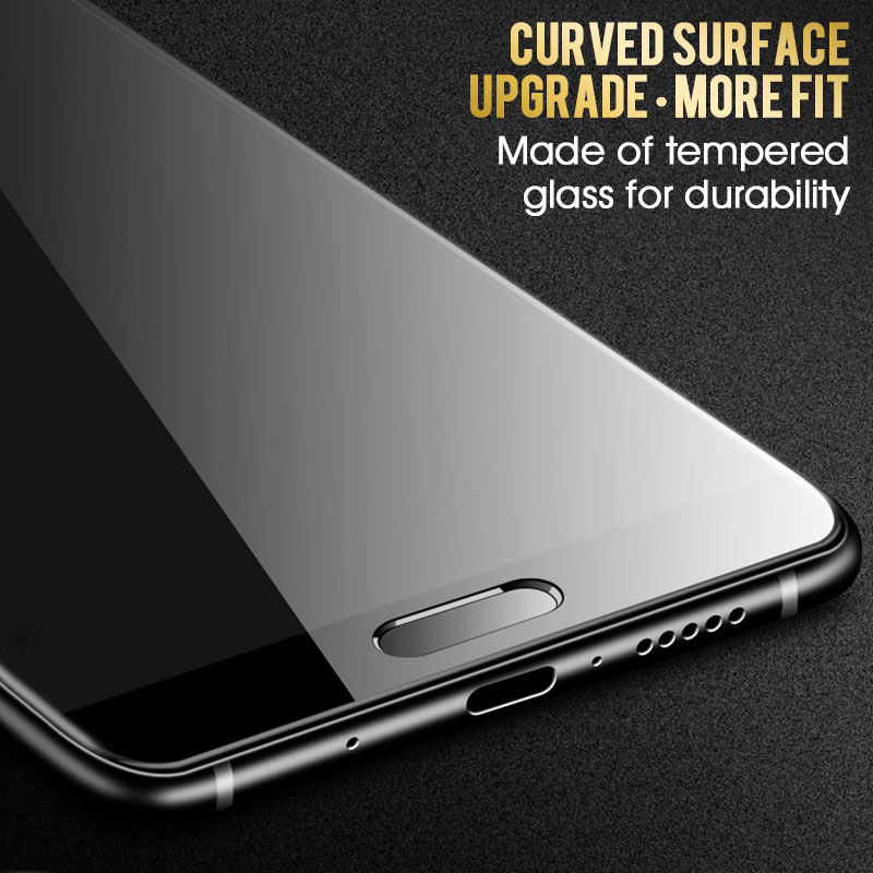 Image 4 - 15D Protective Glass On The For Huawei Mate 8 9 10 20 Lite Tempered Screen Protector For P20 P10 Lite Plus P20 Pro Glass Film-in Phone Screen Protectors from Cellphones & Telecommunications
