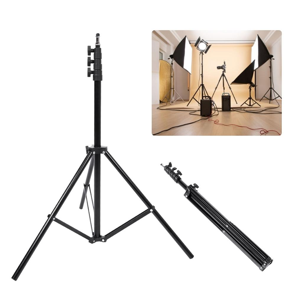 Kingjoy LA-014 Studio lumière Flash trépied support caméra vidéo lampe titulaire 2019 nouveau