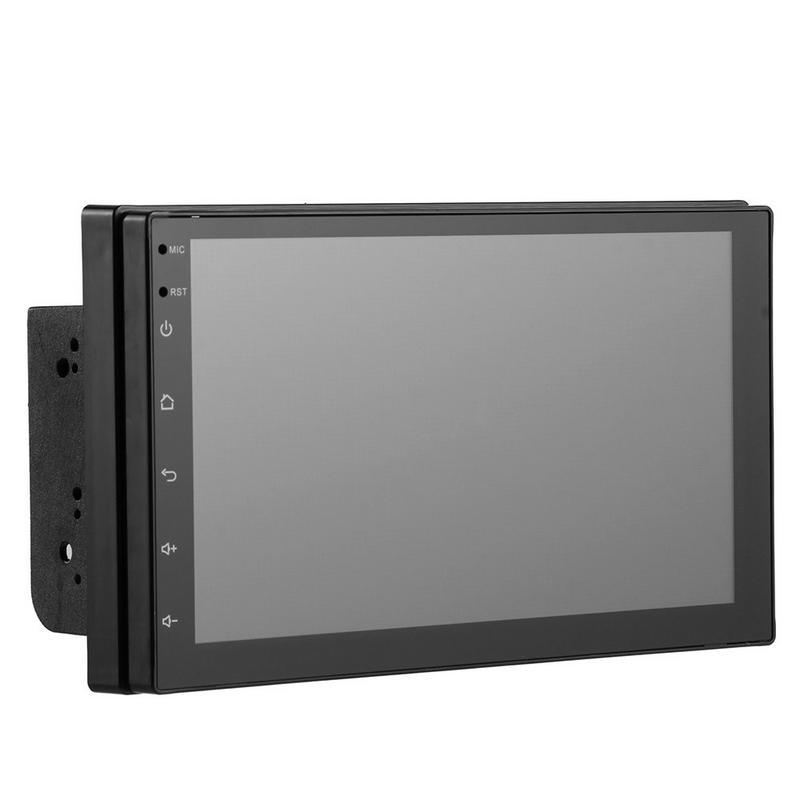 Offre spéciale 2 Din Automagnitol Android 8.1 voiture MP5 GPS lecteur Bluetooth Wifi Support caméra de recul lecteur multimédia autoradio - 3