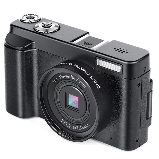 Digital Wide Angle Lens Camera