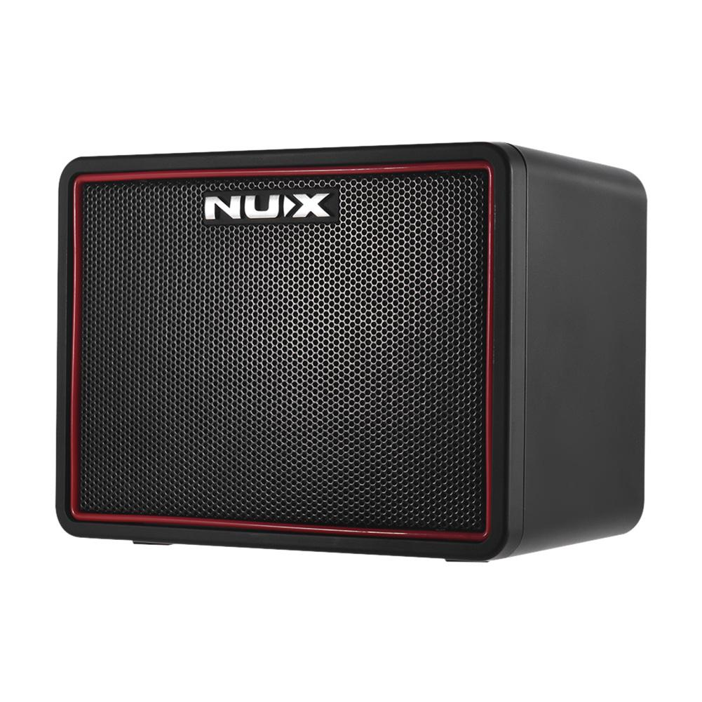 Image 3 - NUX 4.2W DC9V Guitar Amp Speaker Mini Amplifier Portable Multifunction Mighty Lite BT Mini Desktop Guitar Accessories-in Guitar Parts & Accessories from Sports & Entertainment