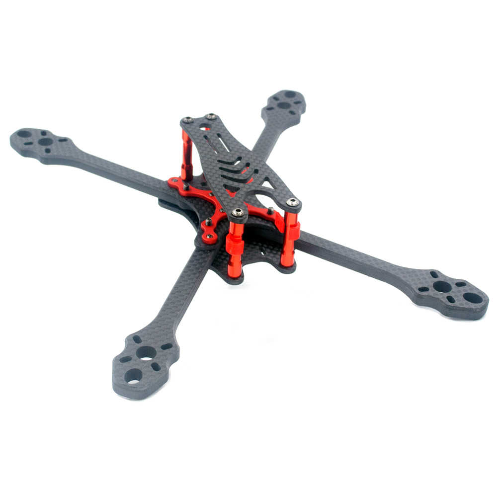 Nieuwe Collectie RC Drone Frame Deel 5 Inch 6 Inch 7 Inch 6mm Thichkness Vervangen Arm Voor FPV Freestyle stretch X Quadcopter Frame kit