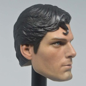 Image 5 - Mnotht Toy 1/6 Scale DC Superman Clark Kent Head Sculpt For Hot Toys Body action figure toys collections