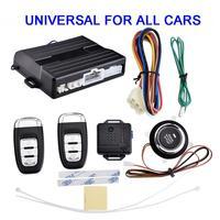 Car Remote Control Start Remote Search Key Car Intelligent Anti theft System Smart Key Engine Start The Anti Misoperation