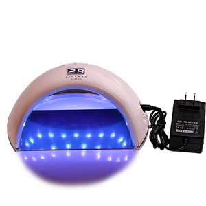Image 5 - led nail lamp 48w Nail Dryer LCD Display 21pcs LED Dryer Nail Lamp UV LED Lamp for Curing Gel Polish Auto Sensing Lamp For Nails