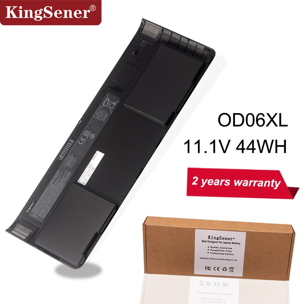 KingSener OD06XL Laptop Battery for <font><b>HP</b></font> Elitebook Revolve <font><b>810</b></font> <font><b>G1</b></font> G2 G3 Tablet PC HSTNN-IB4F 698750-171 698750-1C1 HSTNN-W91C image