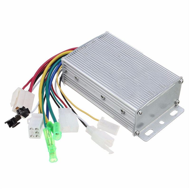 36 V/48 V 350 W Bürstenlosen Controller Für E-bike Roller Mit/ohne Halle Sensor Elektronische 10,5x6,5x3,5 Cm Controller Sensoren üBerlegene (In) QualitäT