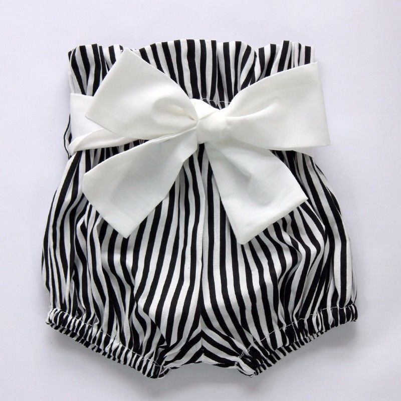 3Pcs Set Summer Child Clothes Tops Romper Striped Shorts Headband Outfits For 0 2 Years Infant Kids Baby Boys Girls YJS in Clothing Sets from Mother Kids