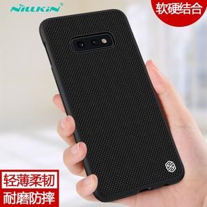 Image 2 - Nillkin Nylon PC Plastic Back Cover for Samsung Galaxy S10e case protector cover 5.8 For Samsung S10e