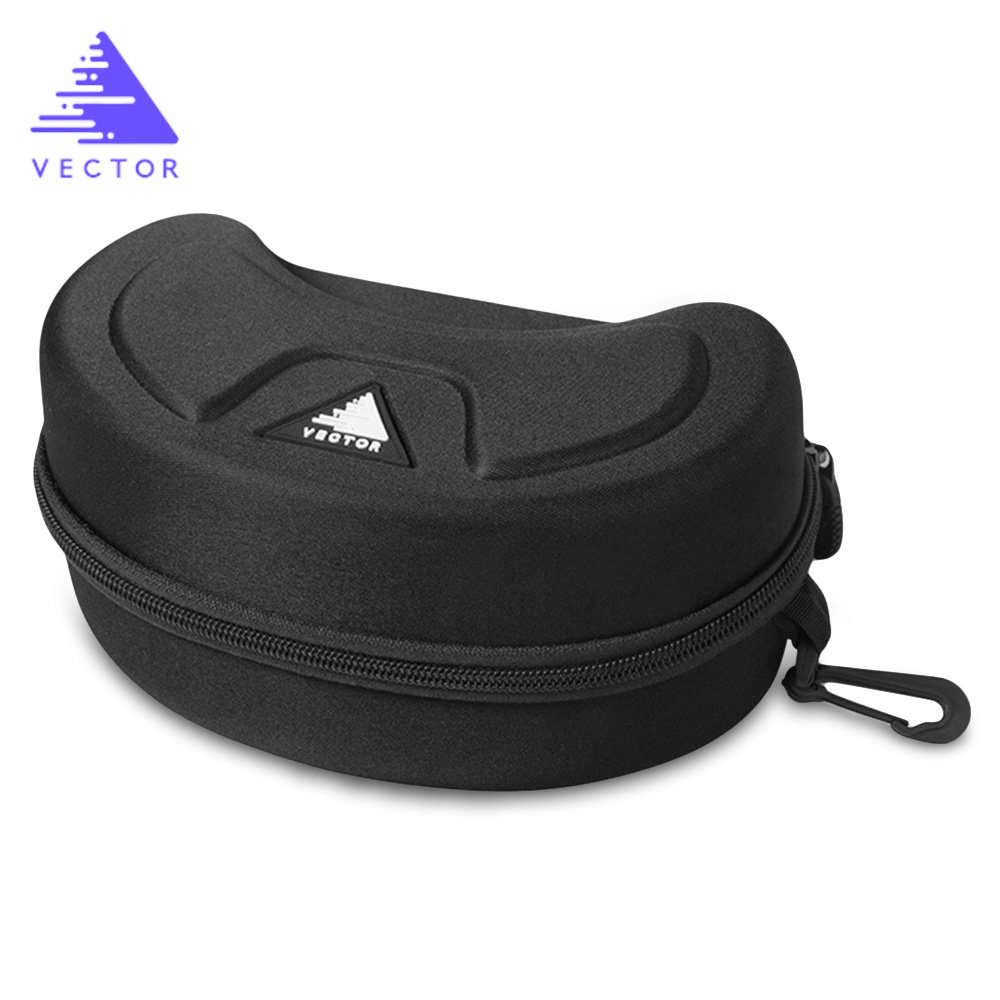 VECTOR Bag Skiing Goggles Case Eyewear Snowboard EVA New Box for Glasses Shockproof