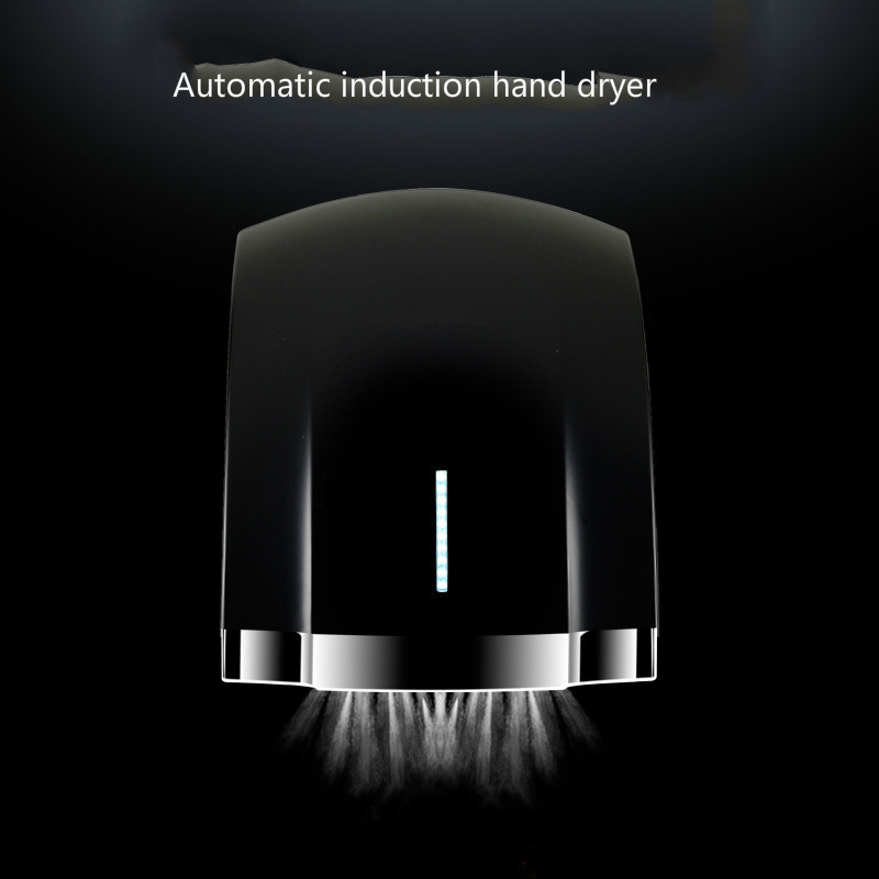 Automatic Induction Intelligent Hand Dryer Hot And Cold Air Home Hotel Bathroom Hand Dryers Hand Drying Machine