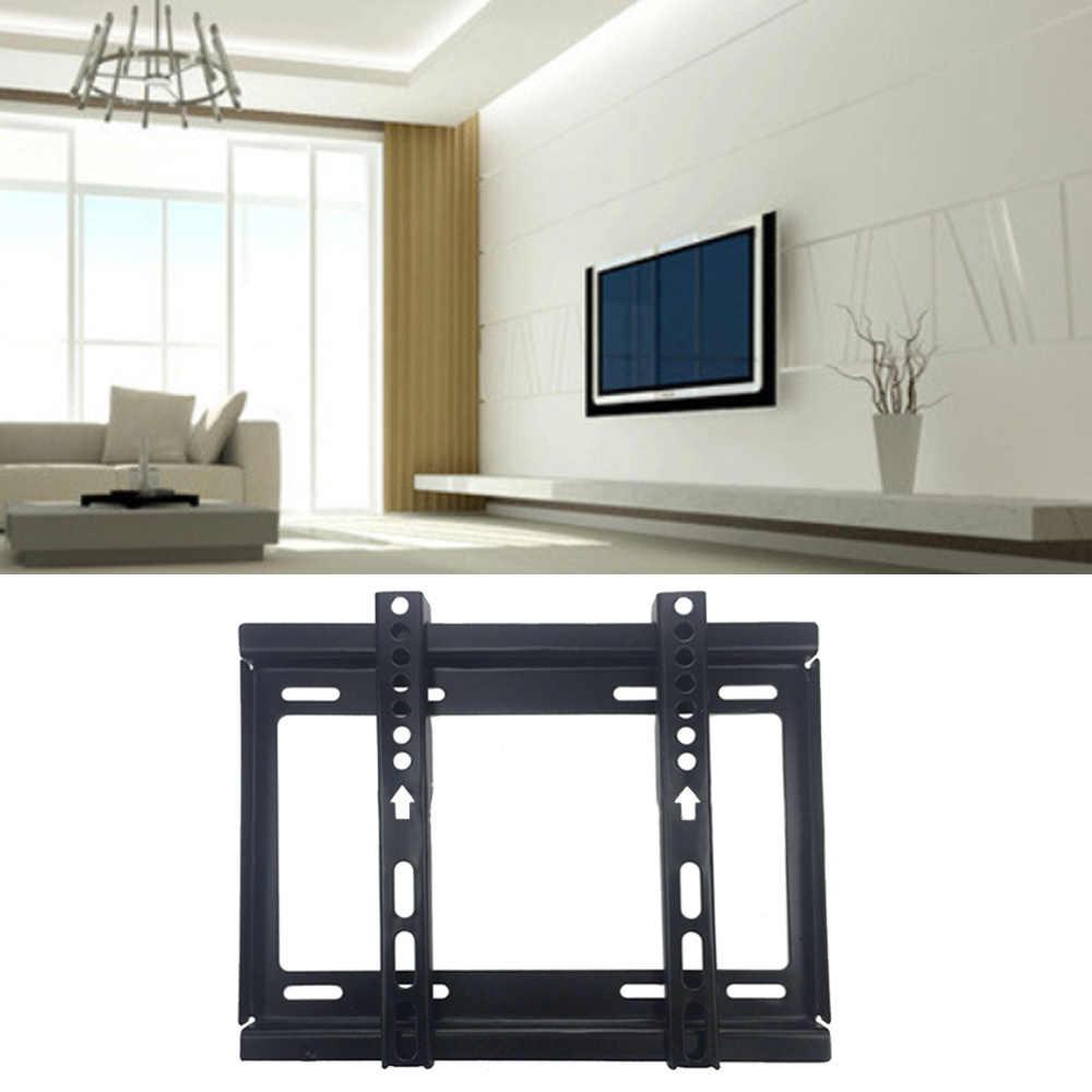 Besegad tv Max стойка крепление на кронштейне подставка держатель для 14-42 дюймов ЖК светодиодный плазменный телевизор s плоская панель экран гаджет