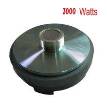 1 шт. 3000 Вт 8ohm HiFi ВЧ авто рог динамик драйверы KTV Аудио пластиковые рожки драйвер супер купольный твитер