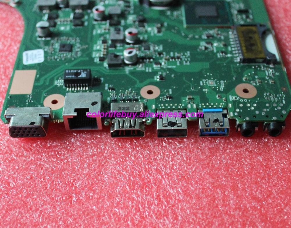 Image 4 - Genuine V000325050 DB10F 6050A2566201 MB A02 DDR3 Laptop Motherboard Mainboard for Toshiba C50 C55 C55T Series Notebook PC-in Laptop Motherboard from Computer & Office