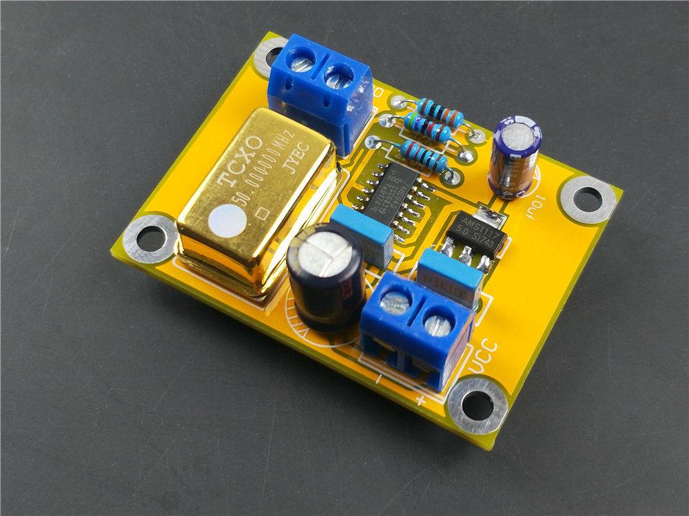 10 MHZ 20 Mhz の 40 Mhz 80 Mhz ハイファイ TCXO 0.1ppm 超精密ゴールデンアクティブ DIP14 クリスタル発振器時計温度補償