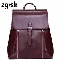 цена на Woman Luxury Designers Backpack Bag High Quality Pu Leather Women Fashion Bags Both Shoulders Bags Student Backpack Bag