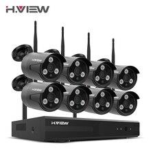 Беспроводная камера видеонаблюдения H.VIEW, 1080P, Wi Fi, 2 МП