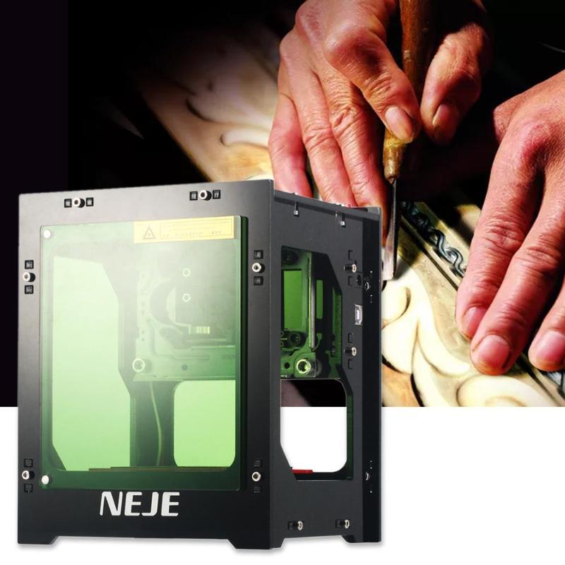 3D Printer Cutter 1000mW Laser Automatic Engraving Cutting Machine DIY Engraver