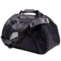 9acd7846c1827 Portable Travel Pet Carrier For Cat Dog Backpack Carrying Handbag Small Dog  Shoulder Sling Bag For