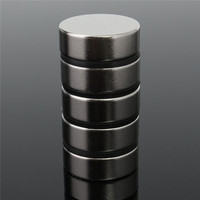5pcs 30mm x 10mm N52 Round Magnets Neodymium Rare Earth Permanent Magnet Disc Fridge Craft DIY 30 x 10mm Magnets