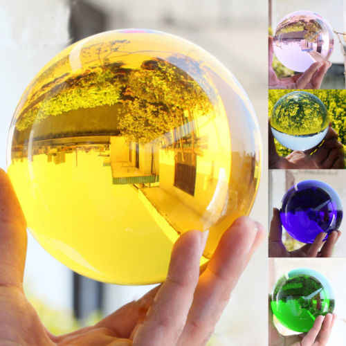 Natural Amethyst Quartz Stone Sphere Crystal Fluorite Ball Healing Gemstone Decoration Crafts Crystal Healing Ball Stone