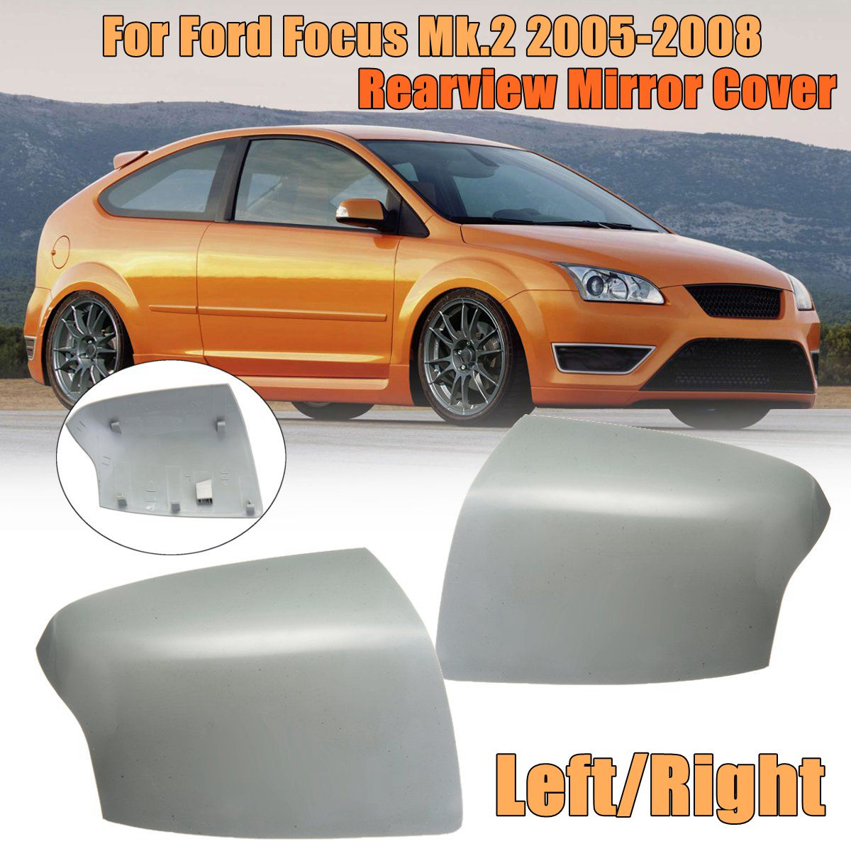 2005-2008 Ford Focus Front Wing Driver Side Right High Quality New