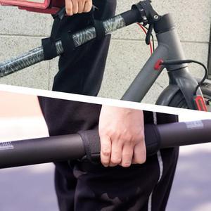 Image 2 - Universel pour tous les Scooters pliants Portable bande pour Xiaomi M365 Scooter électrique accessoires Scooter poignées noir sangle