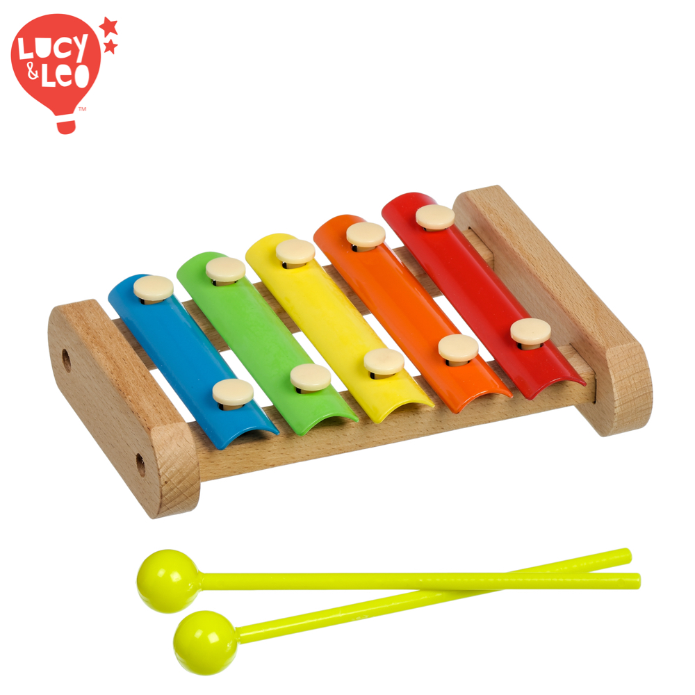 Фото - Toy Musical Instrument Lucy&Leo LL149 educational toys music xylophone лео коттке leo kottke guitar music
