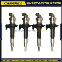 diesel fuel common rail injector 8-98011604-5 for isuzu 4JJ1