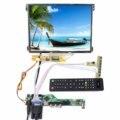 """HDMI VGA AV USB RF LCD Bord Arbeit für Lvds schnittstelle Lcd bildschirm HT10X21 311 10 4 """"1024X768 LCD bildschirm-in Ersatzteile & Zubehör aus Verbraucherelektronik bei"""