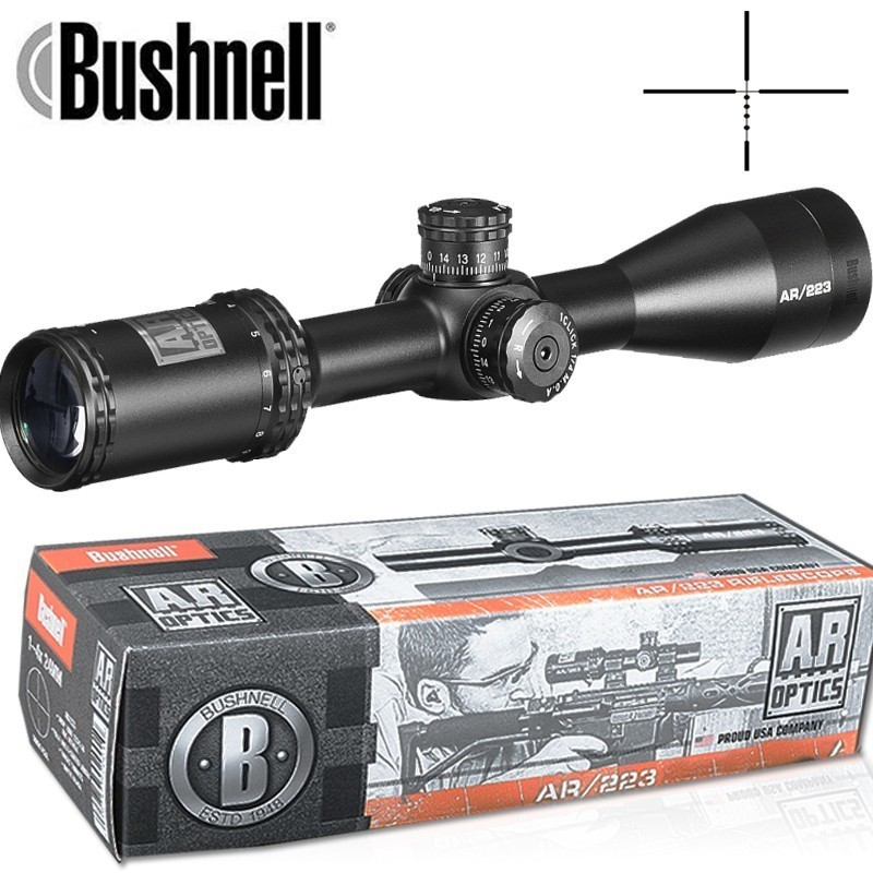 3-12X40 AR Optics Drop Zone-223 Reticle Tactical Riflescope With Target Turrets Hunting Scopes For Sniper Rifle3-12X40 AR Optics Drop Zone-223 Reticle Tactical Riflescope With Target Turrets Hunting Scopes For Sniper Rifle