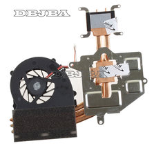 Asli CPU Fan FOR Sony VPCF1 VPC-F1 VPC-F11 VPCF12 VPCF13 M930 MBX-235 F119FJ F119FC F119GS F13M0E F13 F13E1EH + Heatsink(China)