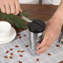 Ручная кофемолка мини из нержавеющей стали ручной работы кофейная мельница для порошка кухонный инструмент