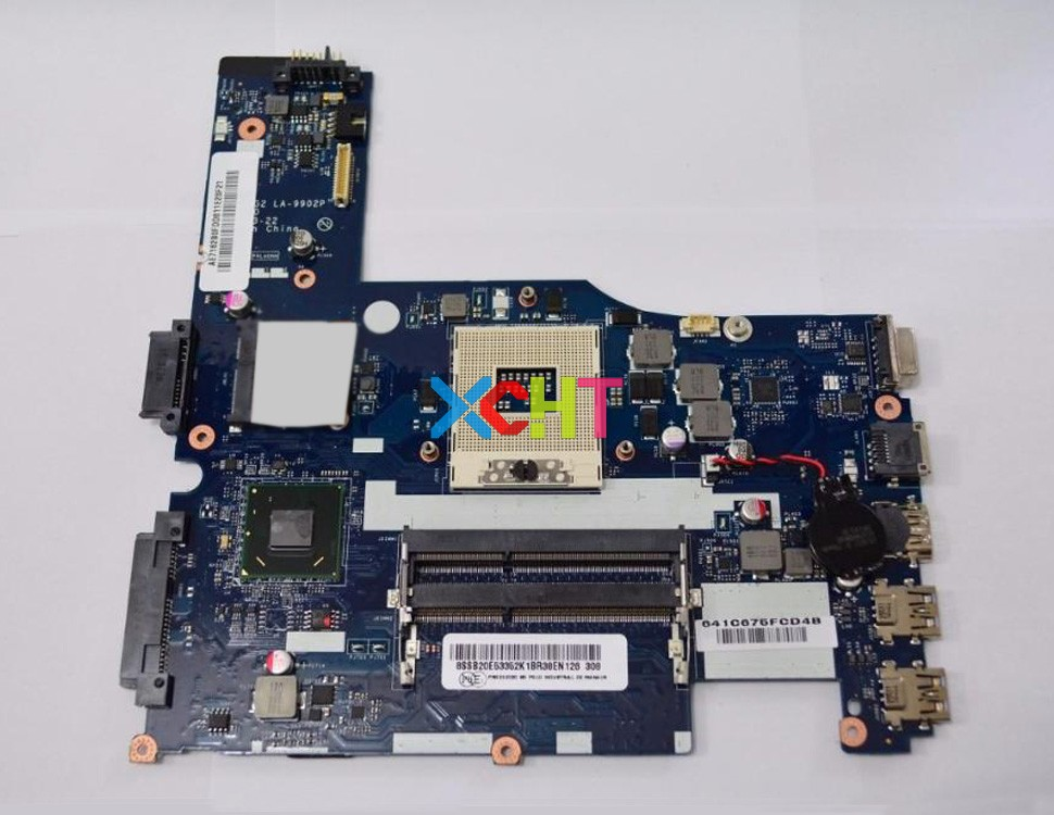 11S90003110 90003110 LA-9902P for Lenovo Ideapad G400S NoteBook Laptop Motherboard Mainboard Tested11S90003110 90003110 LA-9902P for Lenovo Ideapad G400S NoteBook Laptop Motherboard Mainboard Tested