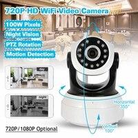 Home Security IP Camera WiFi Wireless Network Camera Video Surveillance Wi fi Night Vision Cloud Indoor 720P CCTV Camera