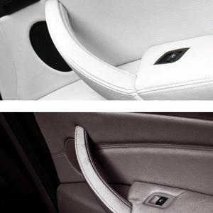 Image 3 - لسيارات BMW X5 E70 مقبض باب السيارة استبدال الباب الأيمن مقبض داخلي لسيارات BMW X5 E70 اكسسوارات لوحة سحب غطاء الكسوة لسيارات BMW E70 E71