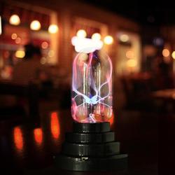 Новинка Стекло магический плазменный шар света 3 дюймов настольные лампы Sphere ночник дети подарок для Новый год магический плазменный ночни...