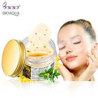 240 Pcs Bioaqua Gold Osmanthus Augen Maske Kollagen Gel Eye Patch Whey Protein Gesicht Pflege Schlaf Patches Gesundheit Mascaras De dormir
