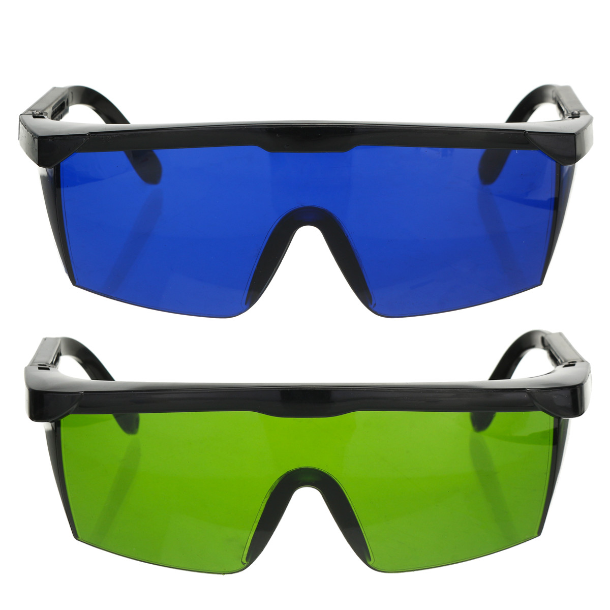 Laser Safety Glasses Blue Green 190nm-1200nm Welding Laser IPL Beauty Instrument Protection Eyewear Eye Protective Glasses