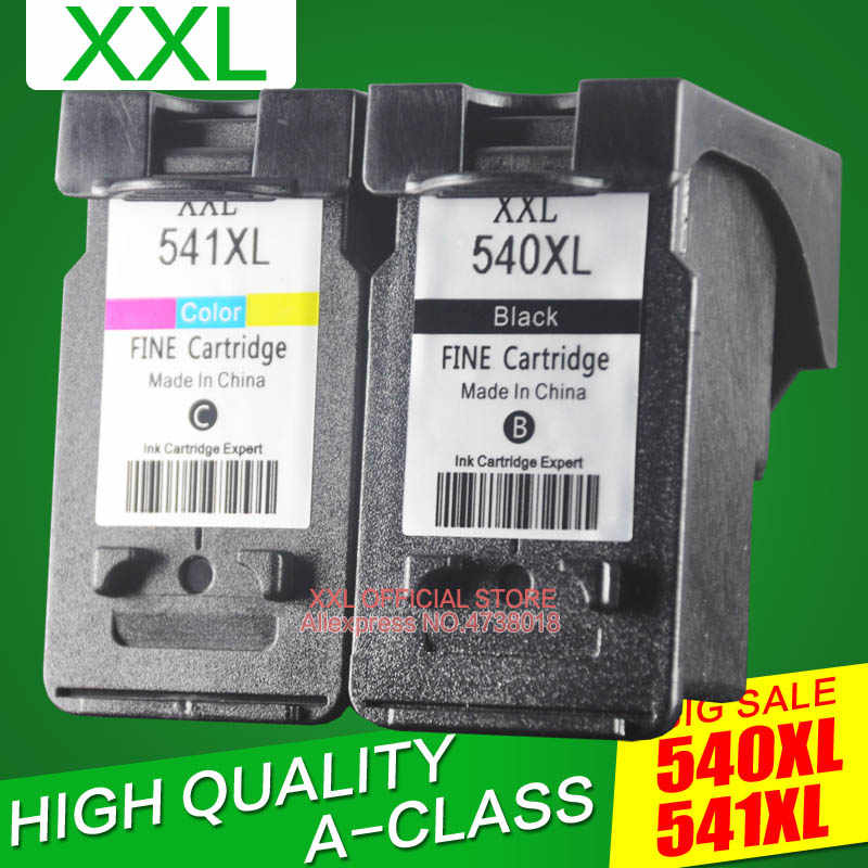 PG-540XL CL-541XL PG 540 CL541 XL Ink Cartridge For Canon PIXMA MG2150 MG2250 MG3650 MG3250 TS5150 MX375 MX435 MX515 PG540