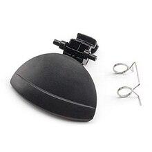 Черный для Citroen C4 ручка для бардачка отсек Glovebox Ремонт Fix