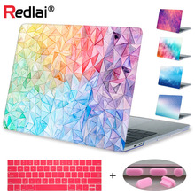 Redlai Case For Macbook Air Pro Retina 13 15