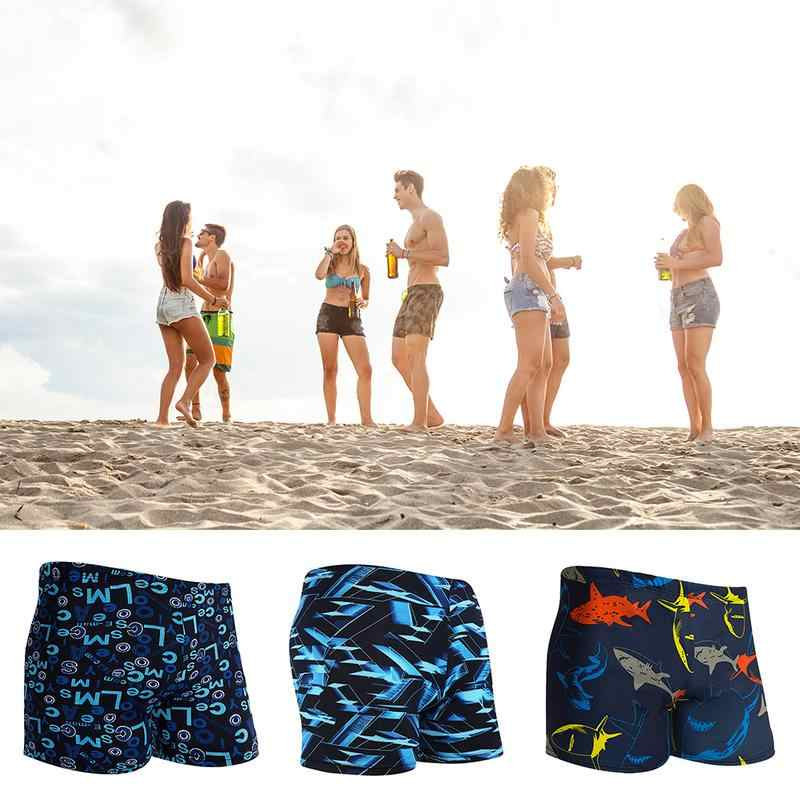 218ca19e9535e ... 2018 wimming Wear For Men Beach Winter Swim Short Pants Natatorium  Spring Stall Swimming Pool Clothing ...